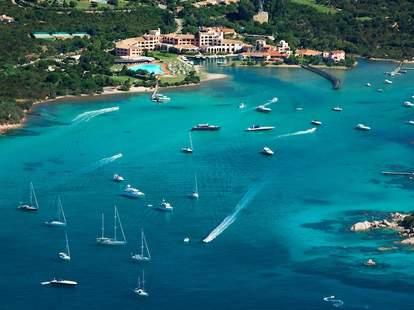 Hotel Cala di Volpe The Costa Smerelda