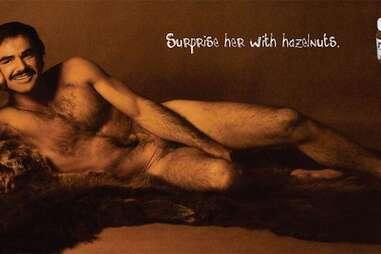 Burt Reynolds Nutella