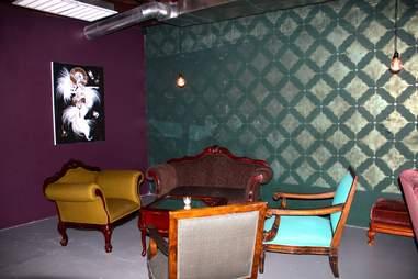 Velveteen Rabbit -- Interior