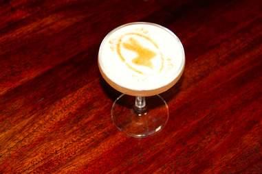 Velveteen Rabbit -- Improved Whiskey Sour