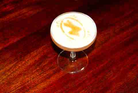 Velveteen Rabbit -- Improved Whiskey Sour