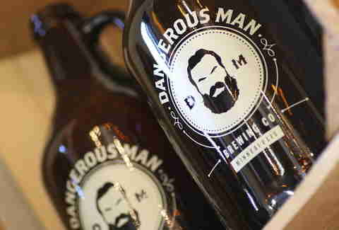 Dangerous Man Cream Ale