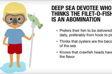 Atlanta Food & Wine Festival - seafood lover
