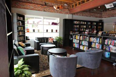 decor at BookBar