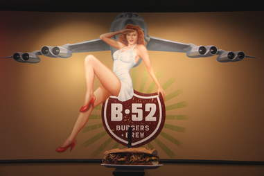 MOAB at B-52 in Mendota Heights
