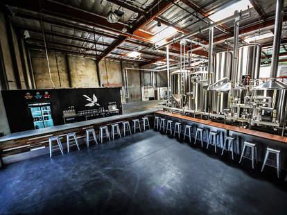 Saint Archer Brewery in San Diego.