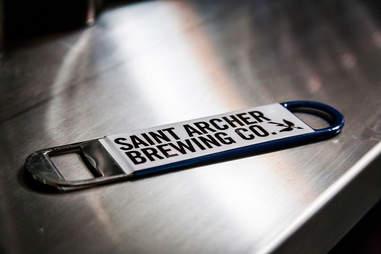 Bar Key at Saint Archer Brewery in San Diego.