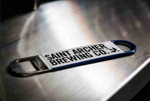 Bar Key at Saint Archer Brewery in San Diego.