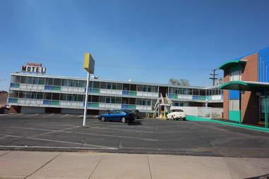 Crossroads Motel from Breaking Bad