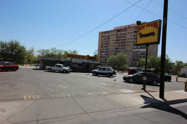 Dog House Drive In in Albuquerque from Breaking Bad