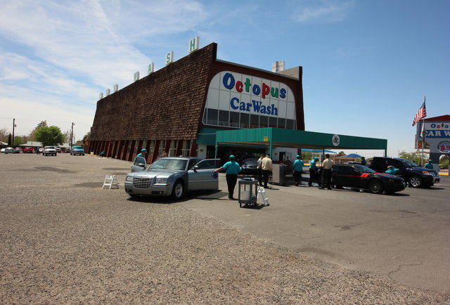 A superfan visits tons of Breaking Bad locations