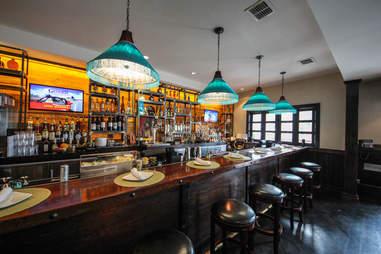 Bar at Pozo Mercado, Dallas TX