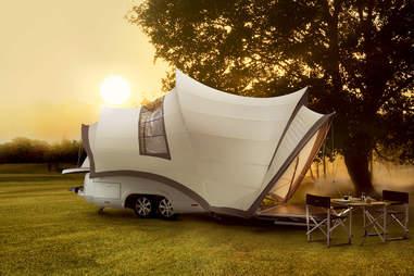 Opera mobile camper