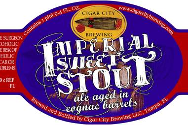 Cigar City Imperial Sweet Stout