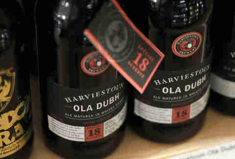 Harviestoun's Ola Dubh