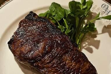 Old Homestead steak
