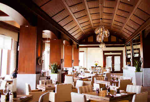 The interior at Navio