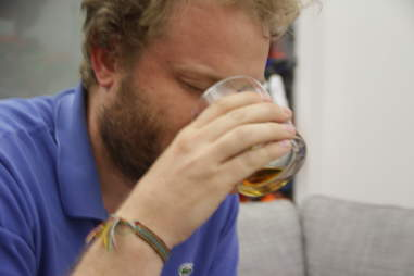 Cleveland Whiskey Tasting at Thrillist