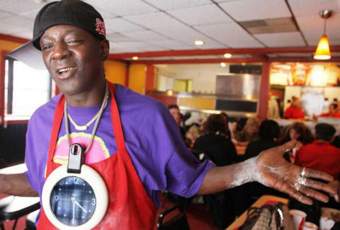 Flavor-Flav's Fried Chicken