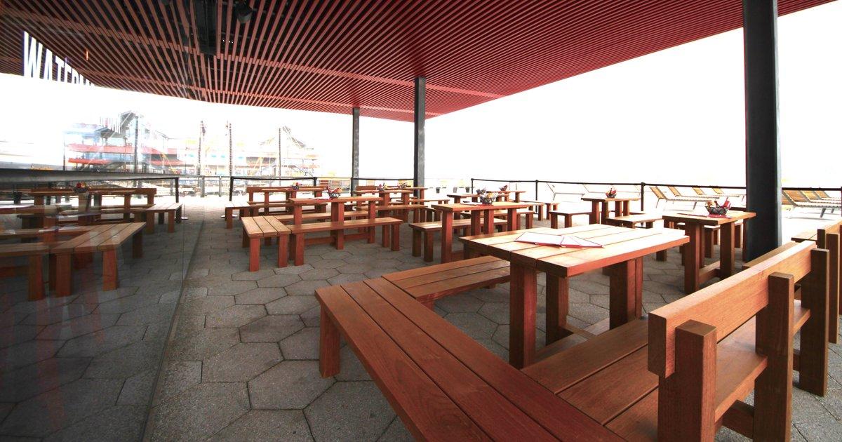 Watermark Bar & Lounge - Summer destination for outdoor ...