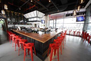 Watermark Bar - the bar