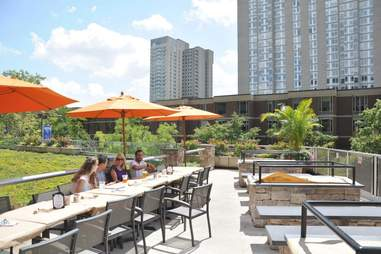 City Tap House patio