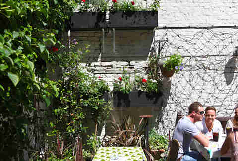 The Garden at the Water Poet
