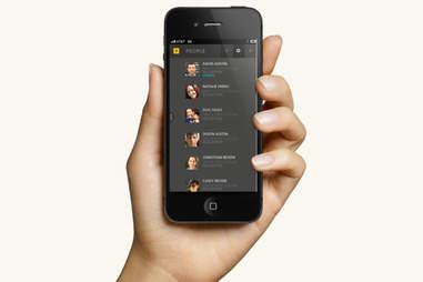 August access app screen