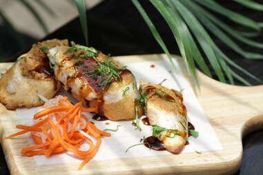 Hawker Bar - Shrimp Toast
