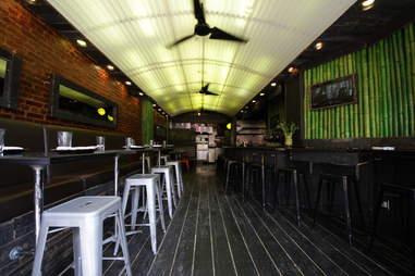 Hawker Bar - Interior