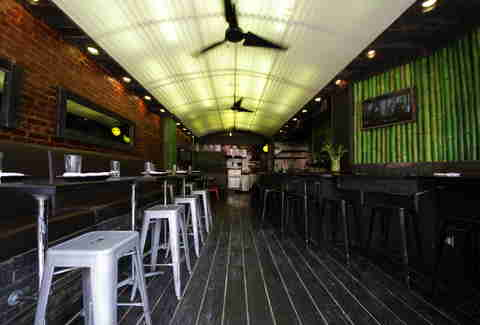 Hawker Bar - Interior