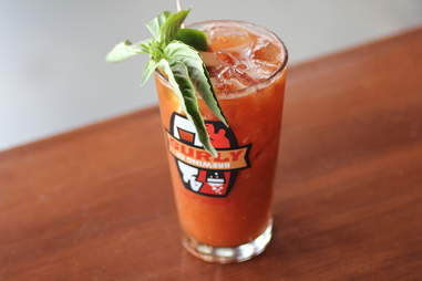 Surly Furious bloody at New Bohemia in Minneapolis