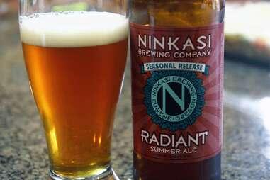 Ninkasi Radiant Ale