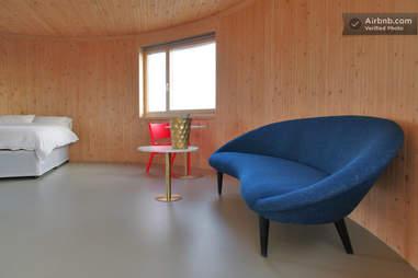 water-tower house bedroom