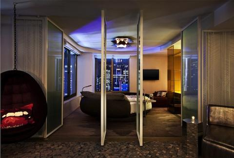 W Hotel Extreme WOW Suite Times Square NYC