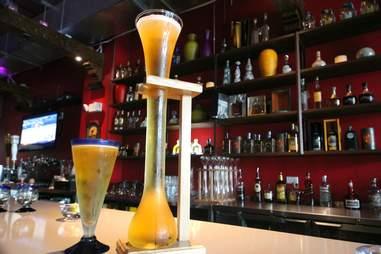 Beers at TeQuiztlan