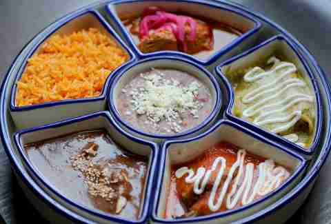 Plato Mexicano at TeQuiztlan