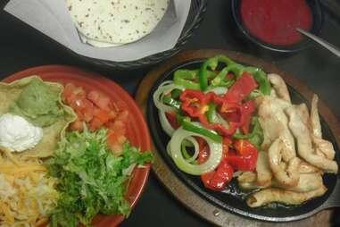food at El Bruno's