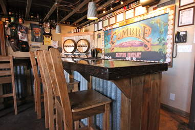 La Cumbre brewery in Albuquerque