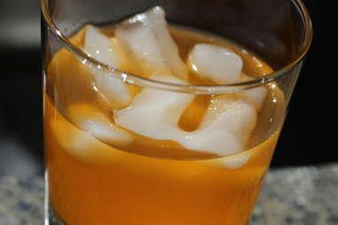 The Fabiola cocktail