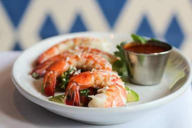Benji's shrimp cocktail