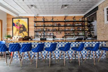 Benji's bar