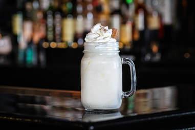 The Kelis milkshake at Chaplos