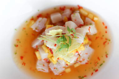 DNV Rooftop Pool Bar Ceviche
