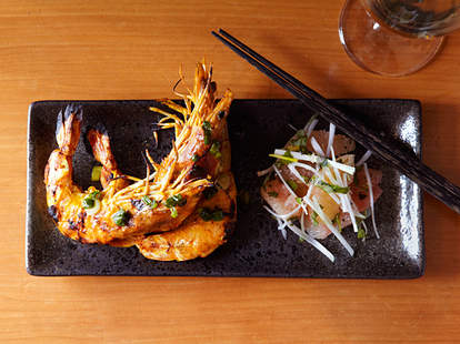 Caramelized Gulf Shrimp