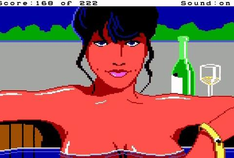 Leisure Suit Larry.