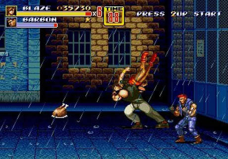 Streets of Rage.