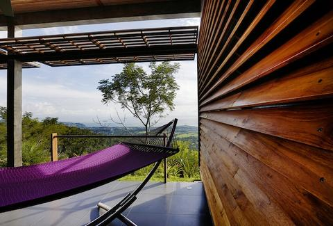 Kura Design Villas costa rica honeymoon suite hammock jungle
