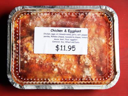 Spinelli's Chicken & Eggplant in Boston