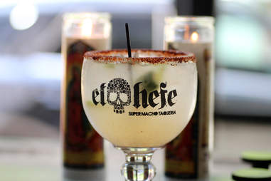 Salty Chihuahua at El Hefe in River North